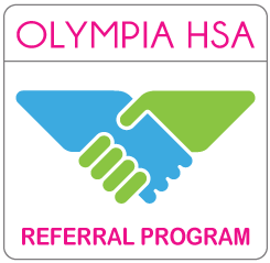 Olympia HSA Referral Program