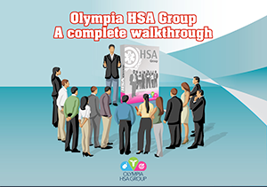 The Olympia HSA Group Walkthrough