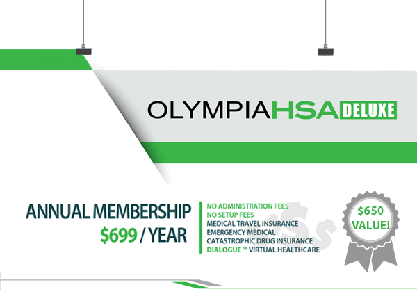 Olympia HSA Deluxe Product Image for Blogs