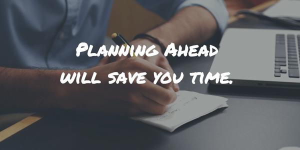 planningAhead