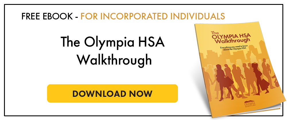Olympia Complete Guide HSA Walkthrough 2018 Eligible expenses