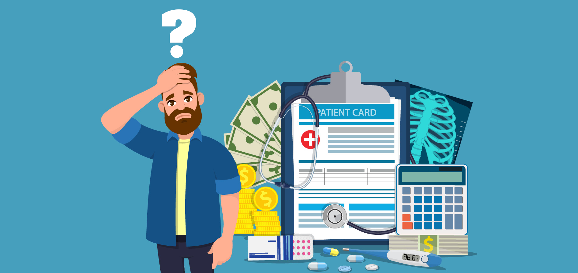 2 ways to pay for medical expenses in Canada-1