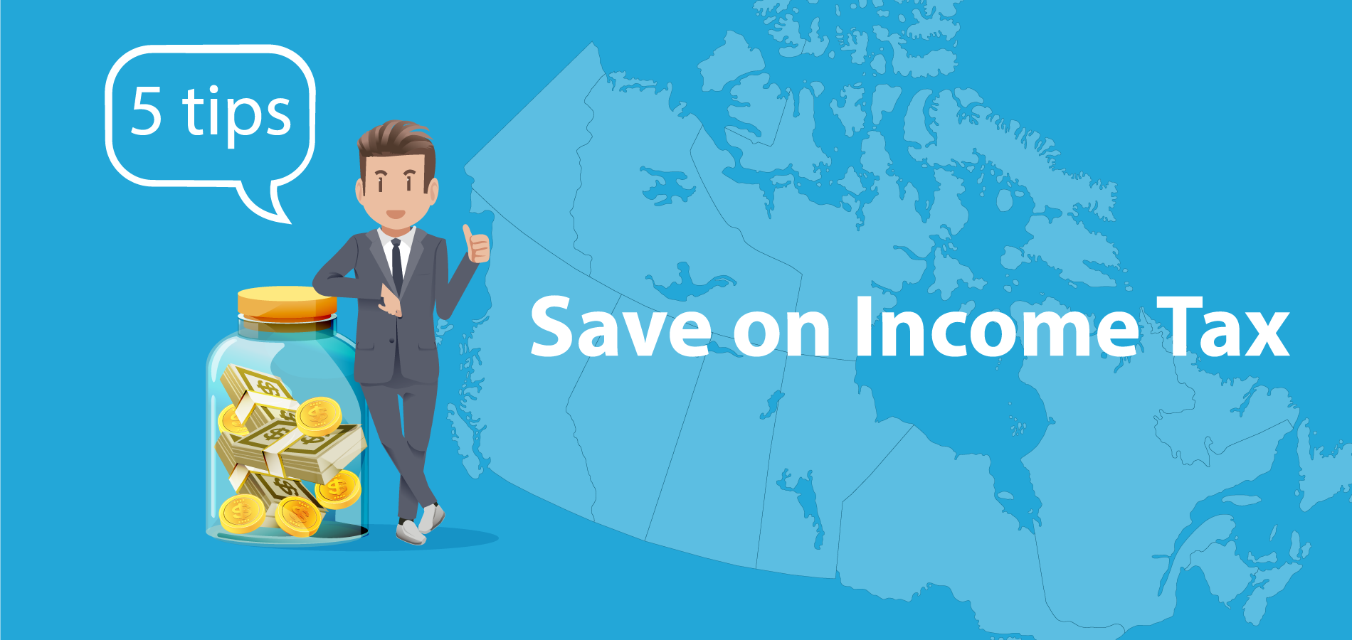 5 tips on how to save on income tax