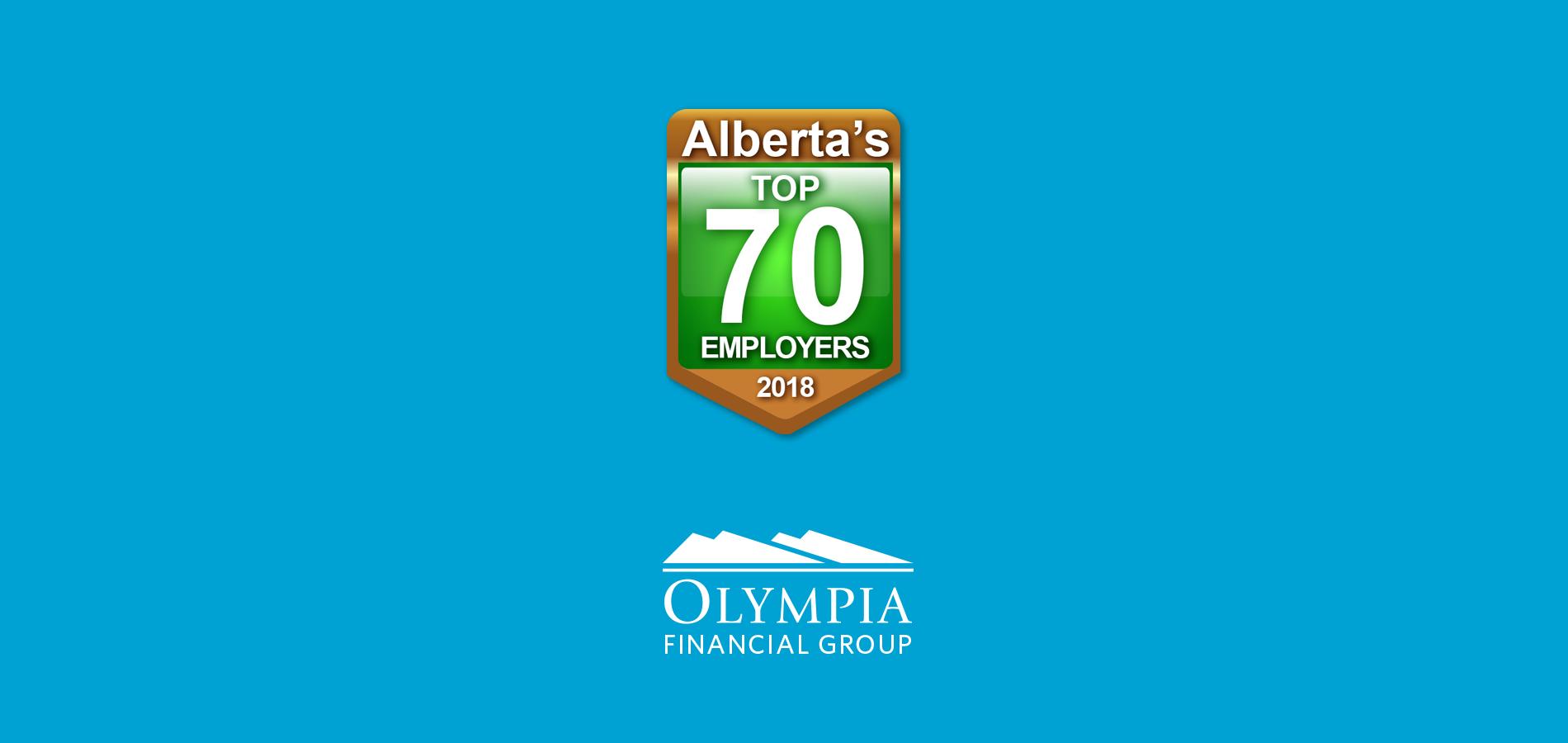 Alberta top 70 employers 2018