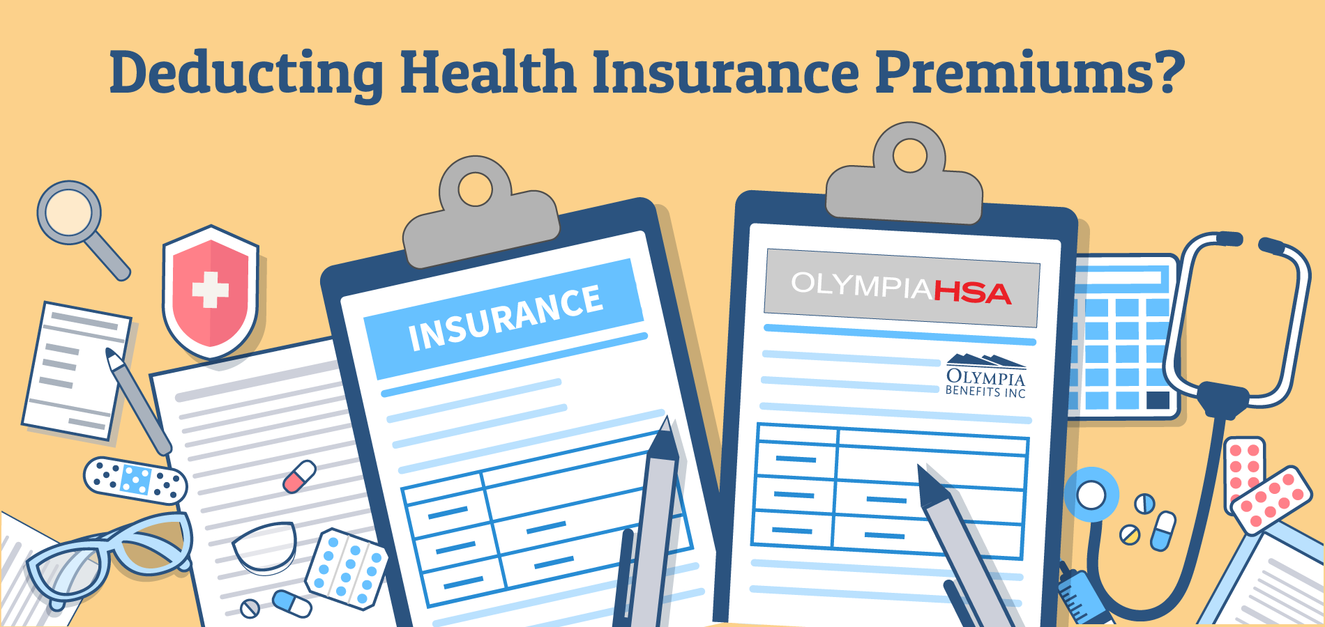 Are Health Insurance Prremiums Tax Deductions in Canada