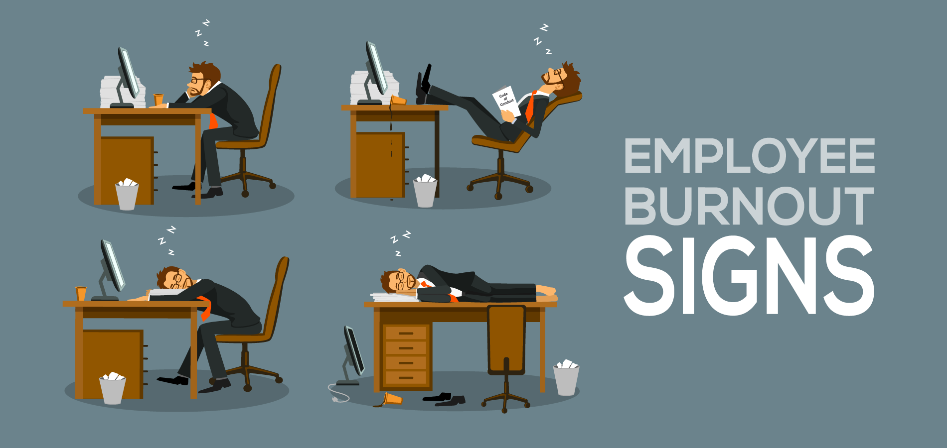 How to Spot the Employee Burnout Signs Companies Miss