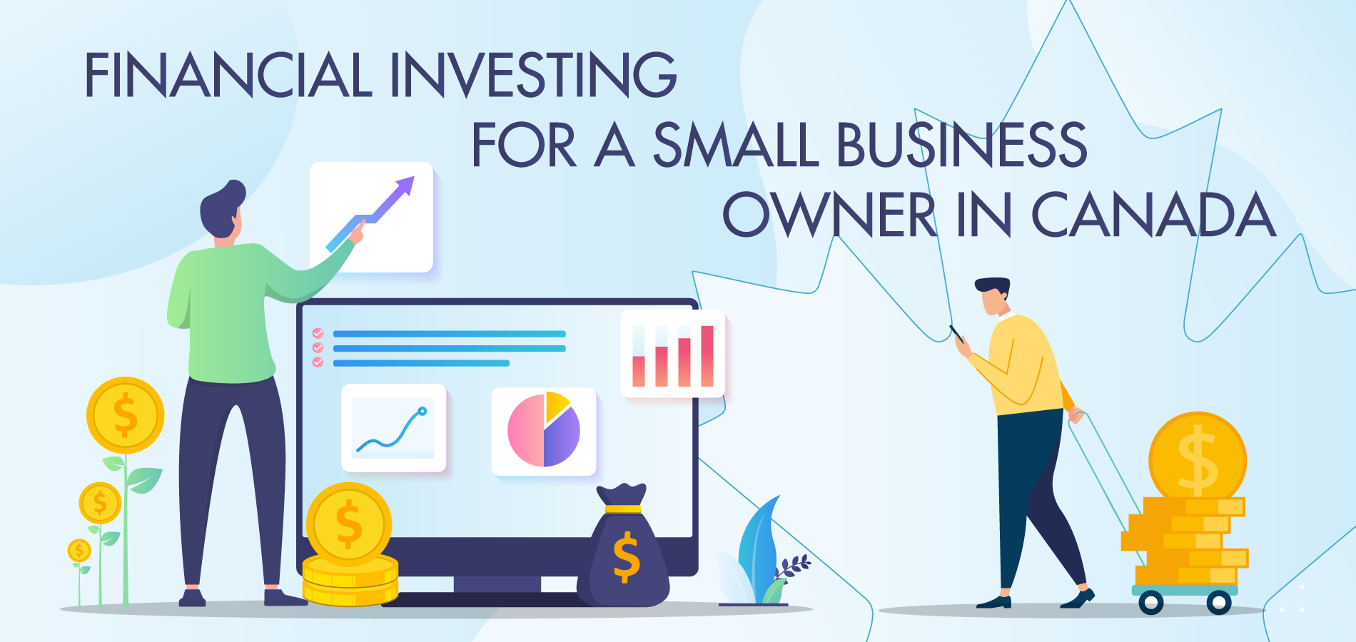 Financial Investing for a Small Business Owner in Canada