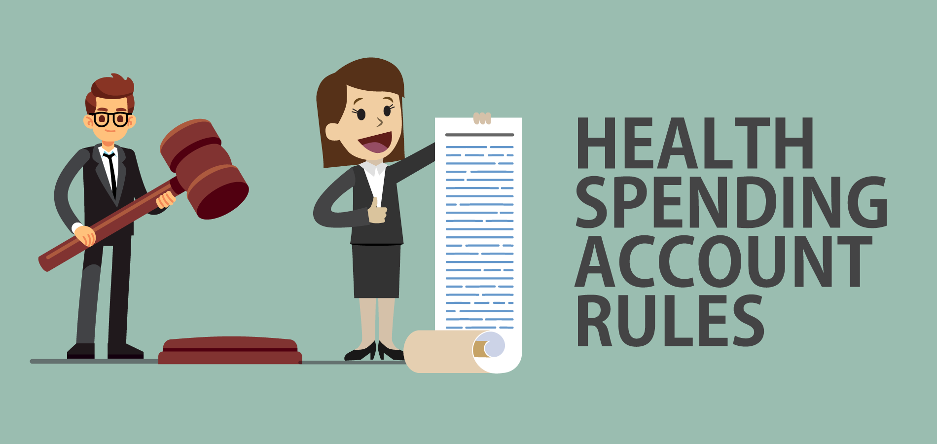 Health Spending Account rules