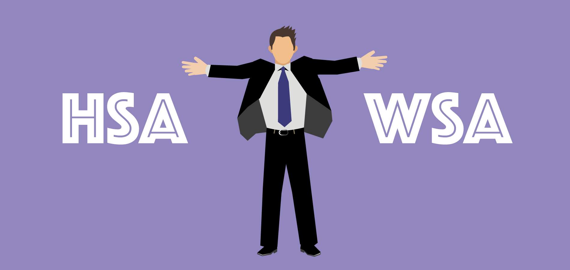Health Spending Account vs Wellness Spending Account (HSA vs. WSA)-1