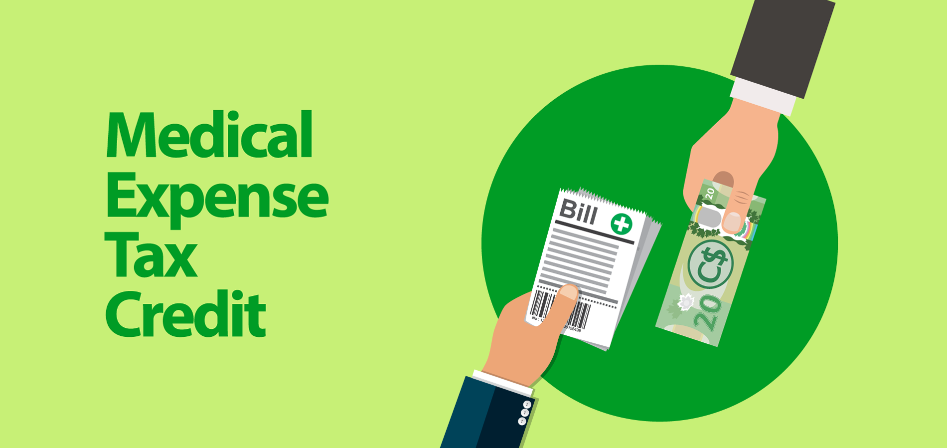 How does the Medical Expense Tax Credit work in Canada