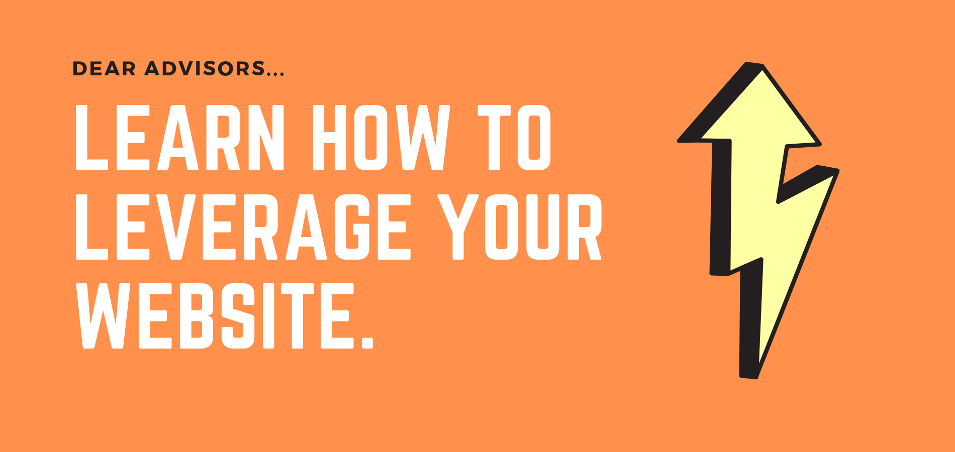 How to use your website as a tool (2)