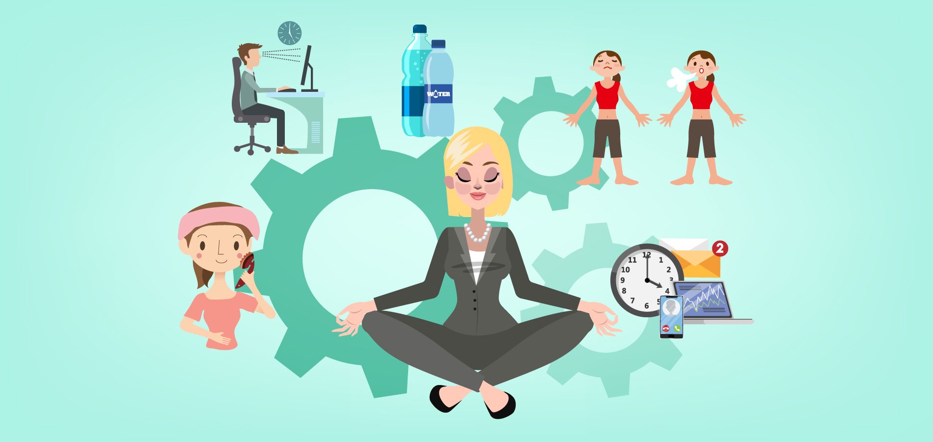 Top 6 Workplace Wellness Tips for Small Business Owners