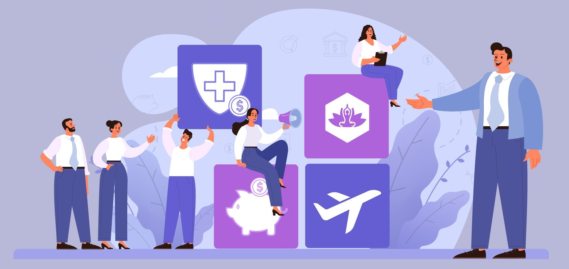Group Health benefits solutions in Canada