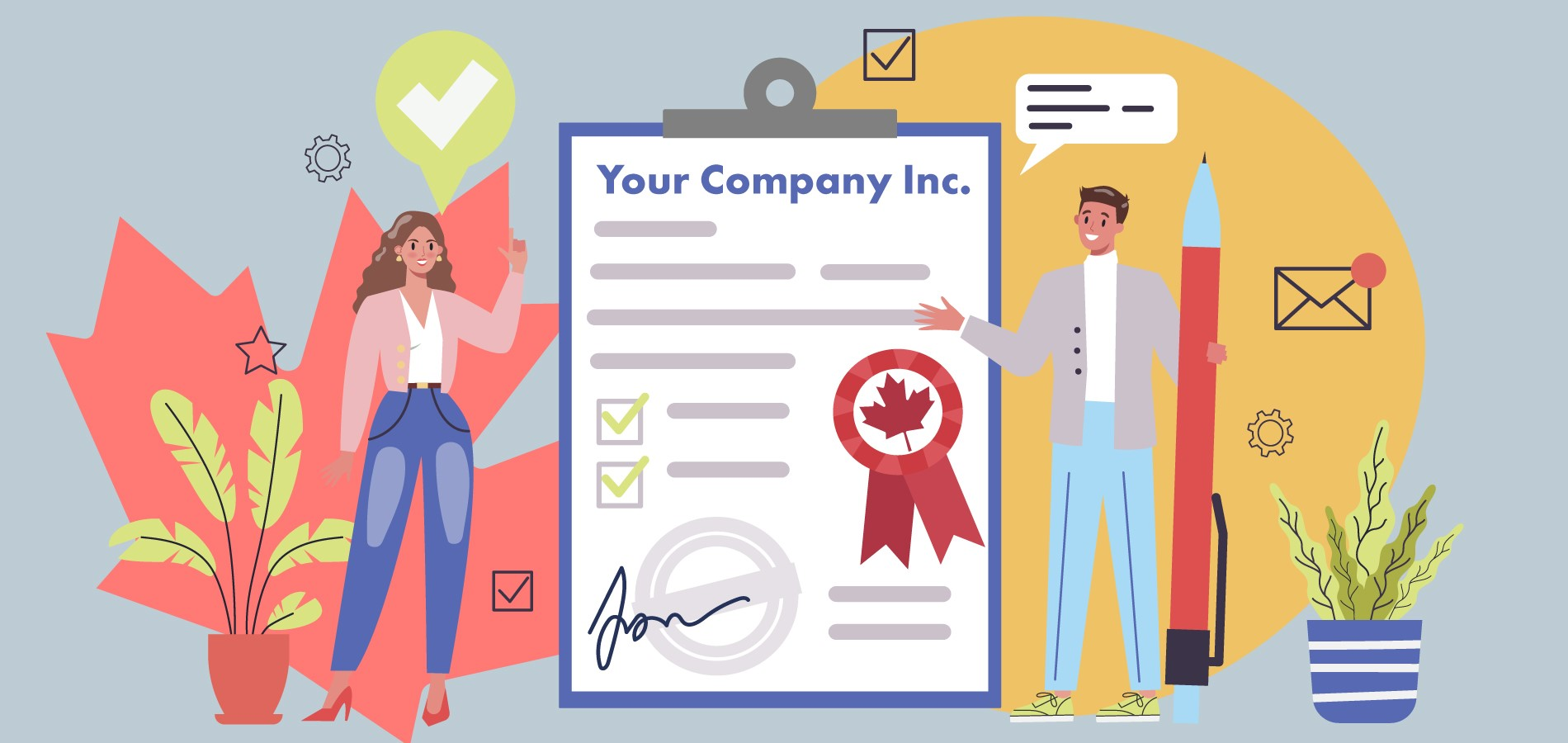 Everything you need to know about incorporation in Canada