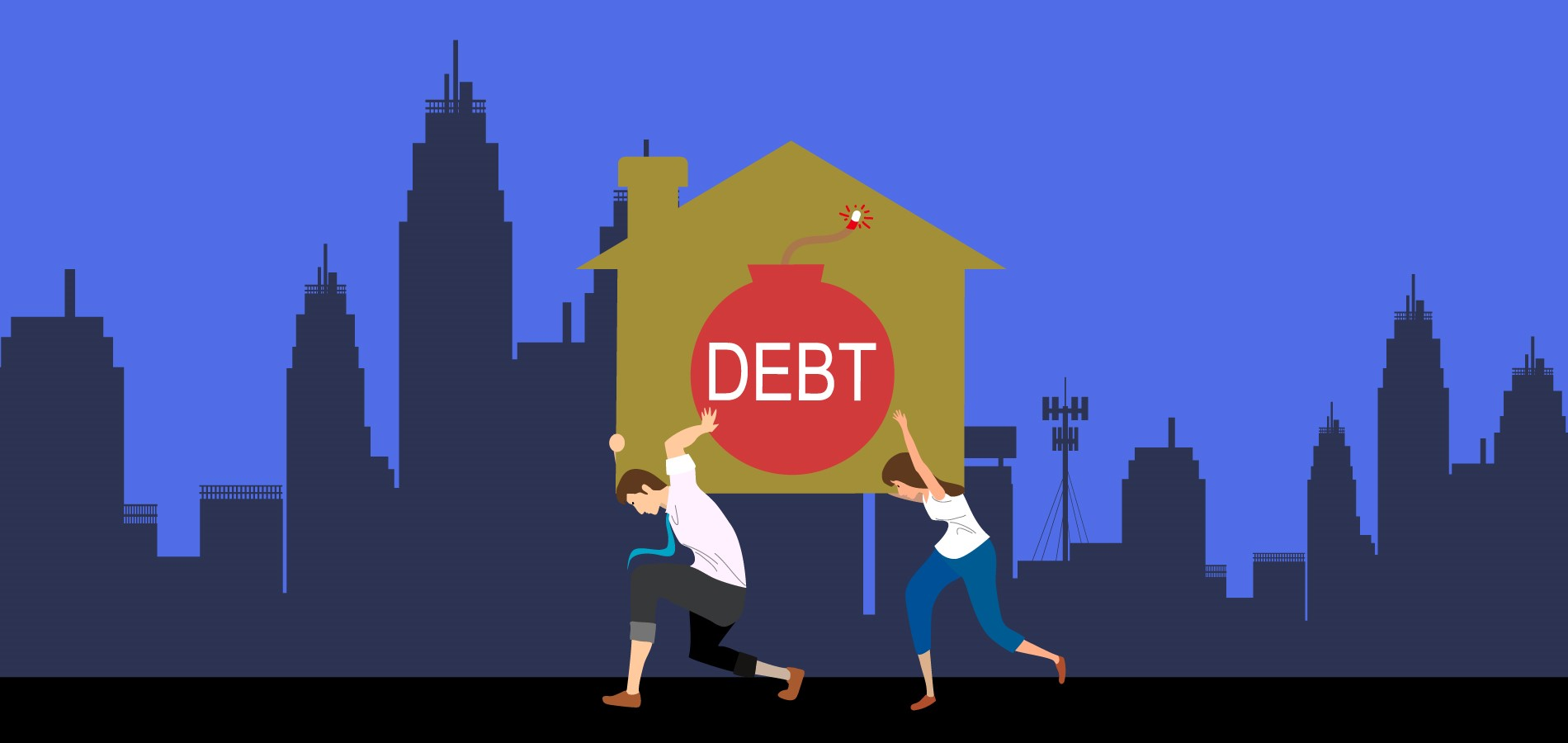 What Is the Average Canadian Household Debt?