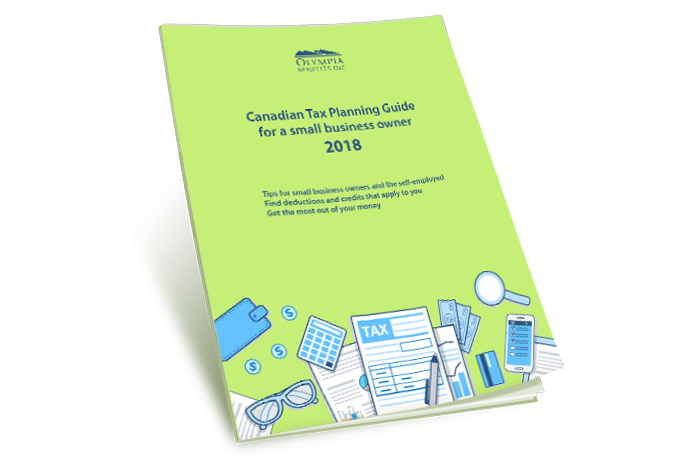 The Canadian Tax Planning Guide for a Small Business Owner