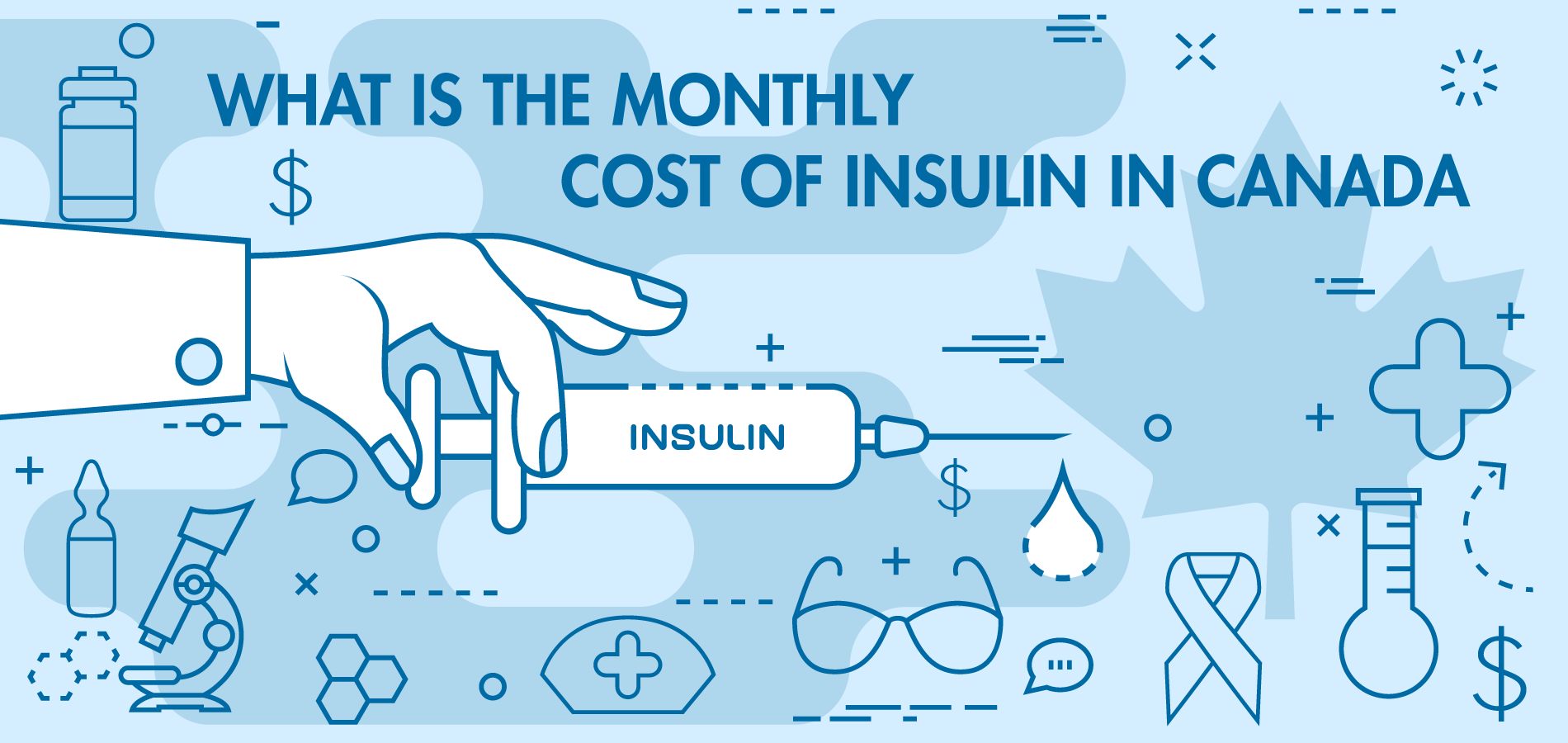 What Is the Monthly Cost of Insulin in Canada