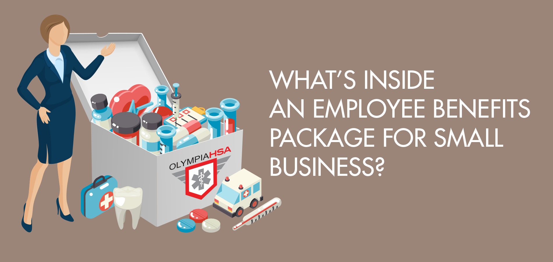 Whats inside an Employee Benefits Package for Small Business