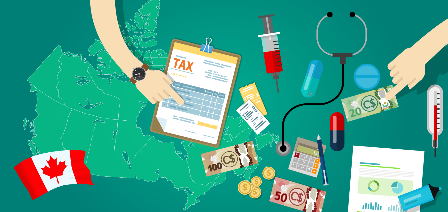 Are Health Insurance Benefits Taxable In Canada