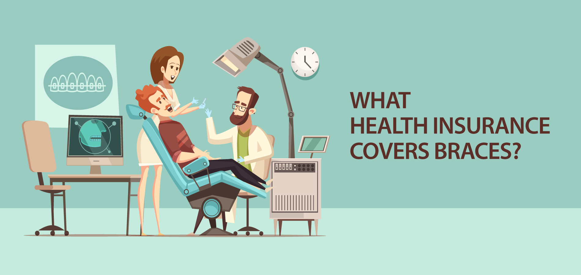 What Health Insurance Covers Braces?