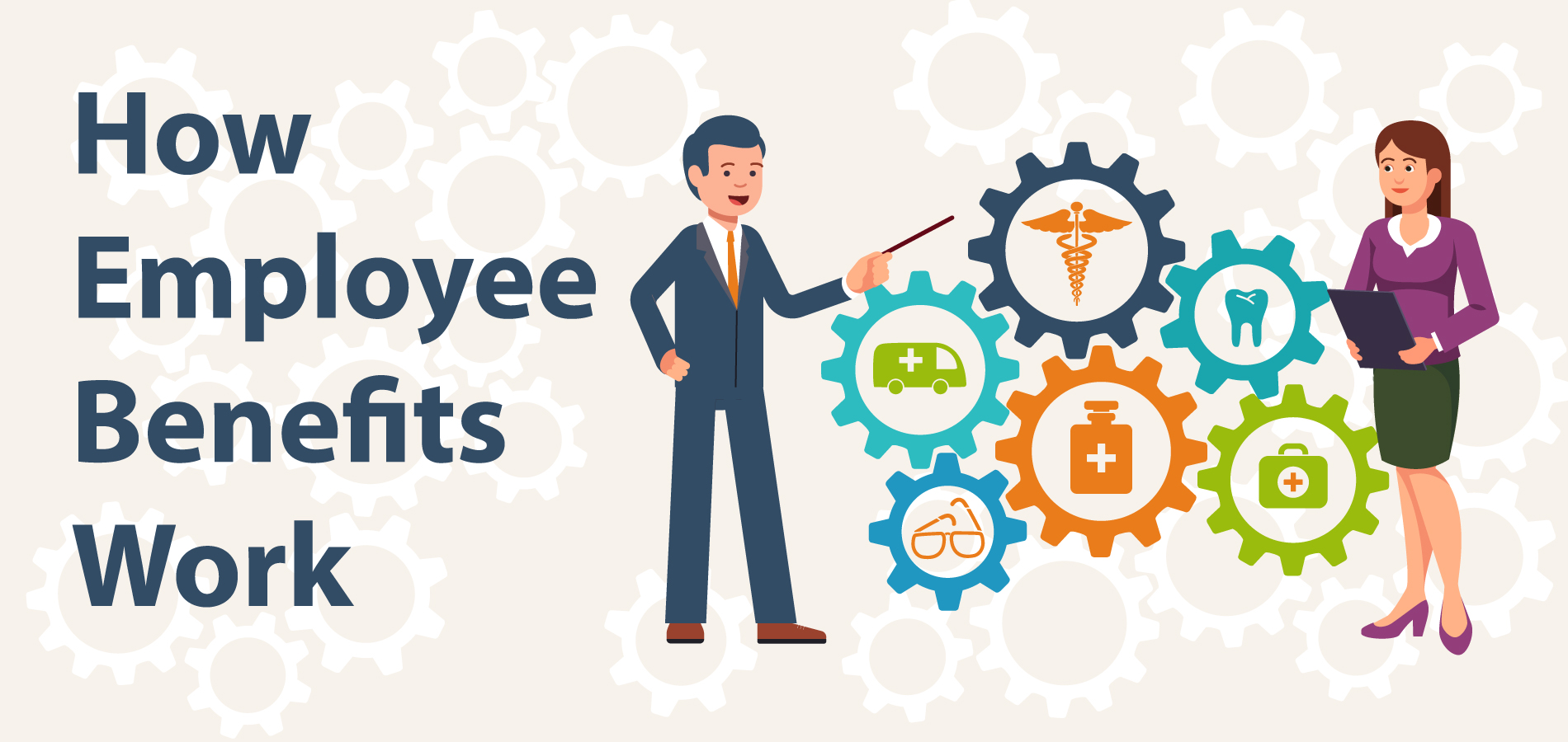 how employee benefits work