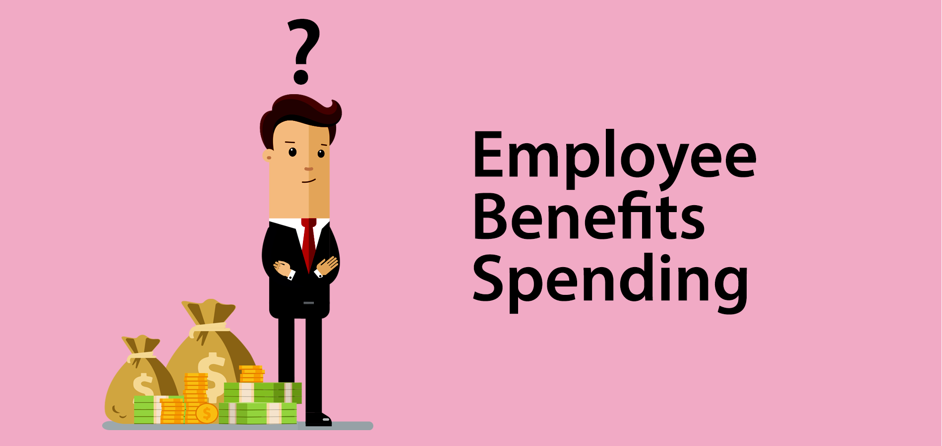 how much should your company spend on employee benefits