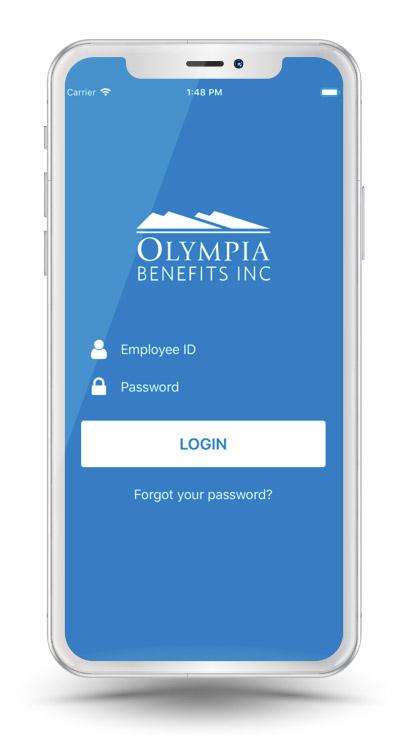 The Olympia Benefits App