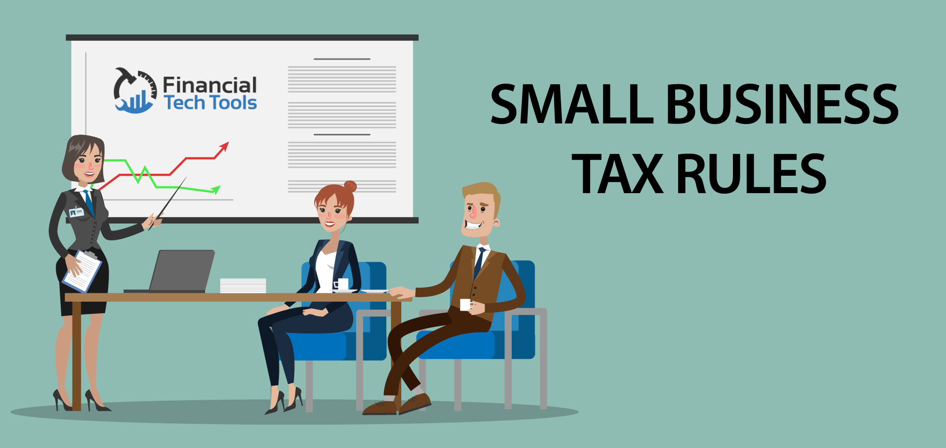 small business tax rules fin tech tools