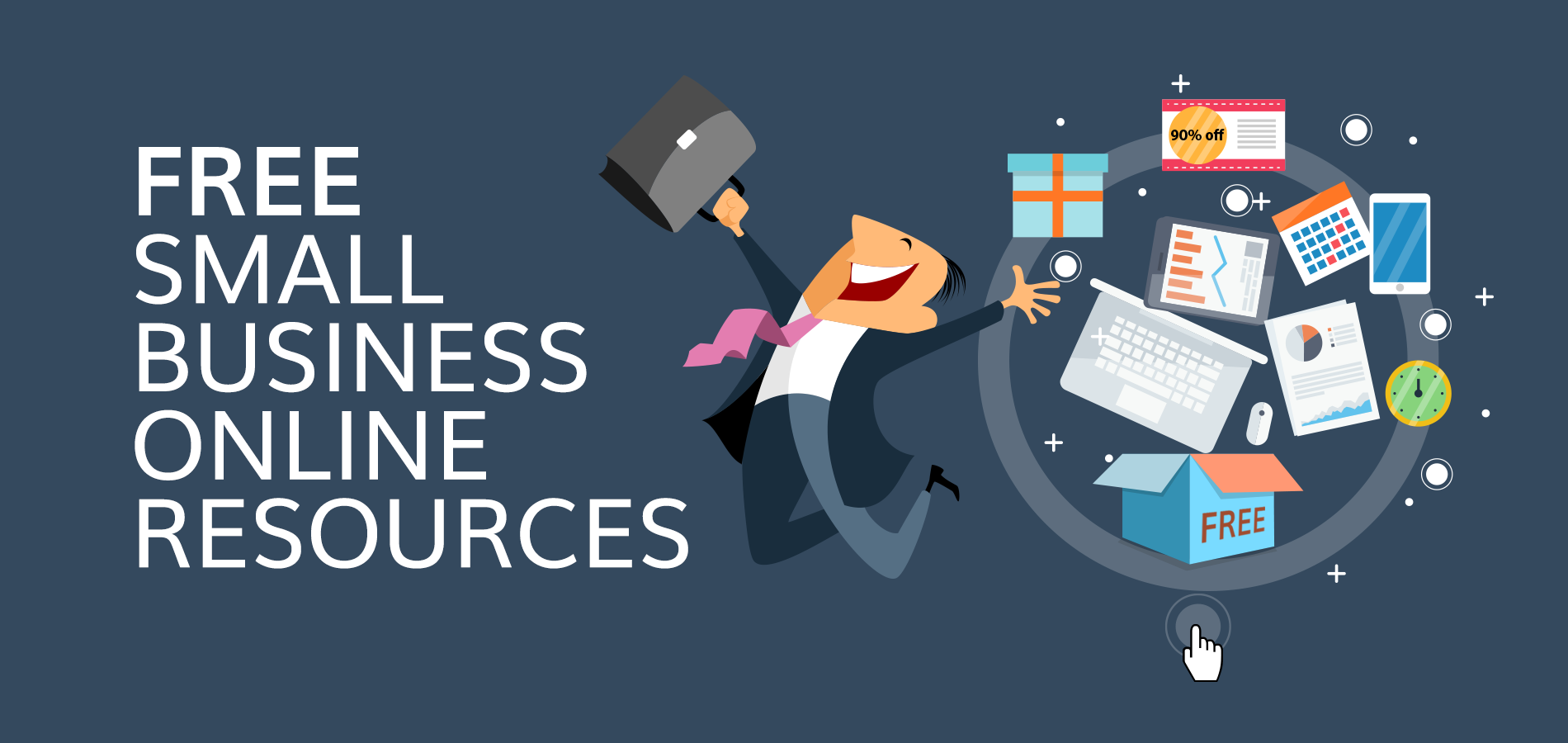 the ultimate list of free resources for small business owners